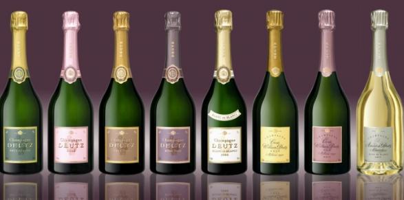 <h6>Champagne Deutz</h6>Deutz � una cantina storica della Champagne, che produce eccellenti vini sottovalutati e misconosciuti, anche per la scelta dell'azienda di non pubblicizzarsi con molta evidenza come altre grandi marche.