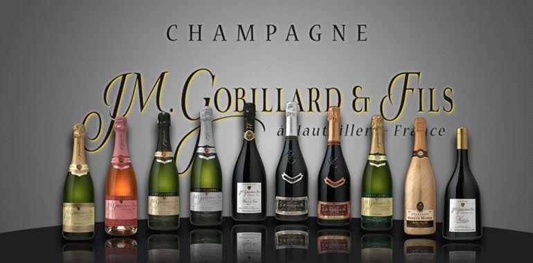 <h6>Champagne Gobillard</h6>Gobillard � una azienda dai buoni risultati, con una gamma di prodotti abbastanza varia e ricca. I suoi champagnes si adattano bene sia in aperitivo che durante i pasti, con alcuni vini che possono essere abbinati a carni bianche e pesci grassi.
