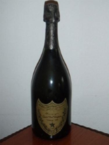 Un vecchio Dom Pérignon