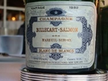 Un Billecart-Salmon