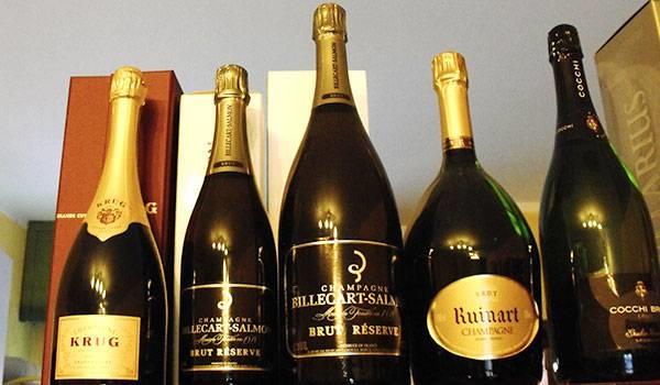 champagne o spumante differenza