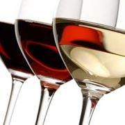 foto bicchieri di vino