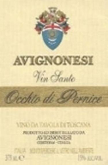 Il Vin Santo di Avignonesi