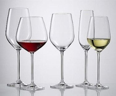 I diversi bicchieri