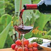 come versare il vino