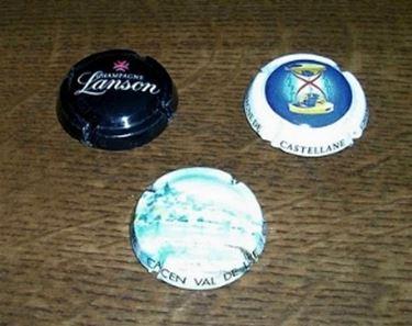 Alcune capsule da collezione