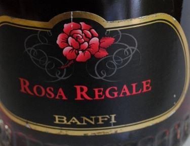 Il Rosa Regale Banfi, uno dei migliori
