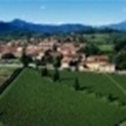 Il panorama in Franciacorta