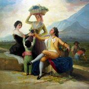 La Vendemmia di Goya