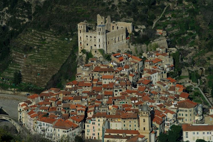Il borgo medioevale di Dolceacqua