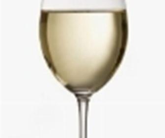 Vino bianco in cucina