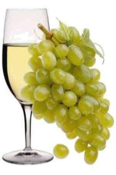 Vino bianco piemontese