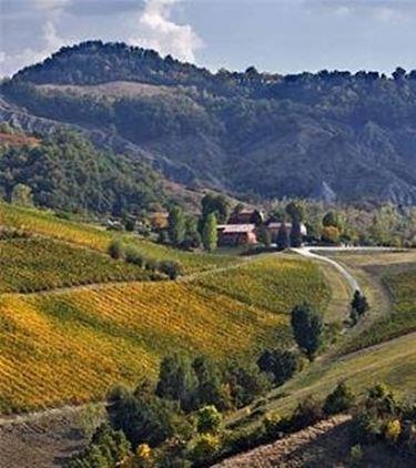Il panorama delle Colline Bolognesi
