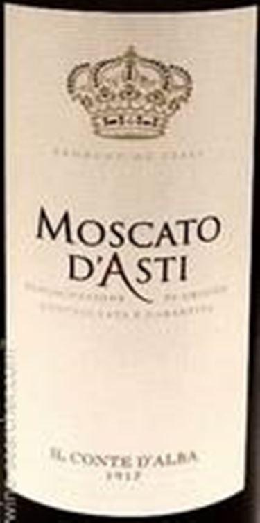 Il Moscato d'Asti