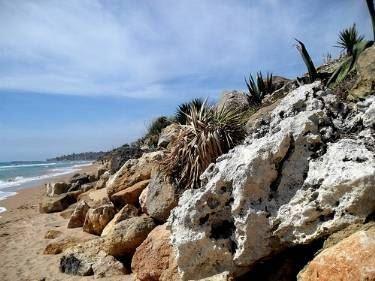 La costa sud Occidentale della Sicilia