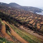 Il panorama di Pantelleria