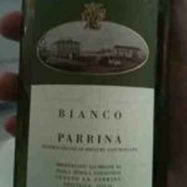 Una bottiglia di Parrina Bianco