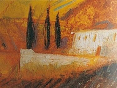 Il Garganega nell'immaginario di un pittore