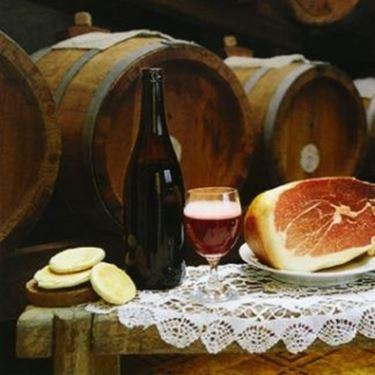 Vino rosso emiliano-romagnolo