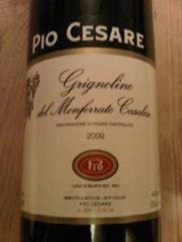 Il Grignolino, ideale per accompagnare i pasti