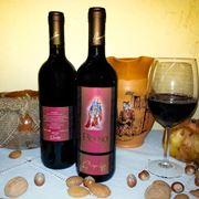 Il vino calabrese rosso Bosso
