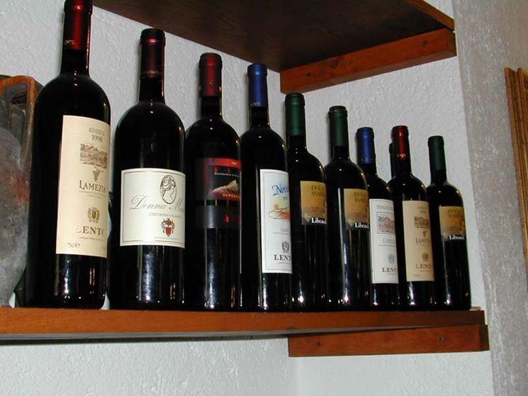 Alcuni vini calabresi