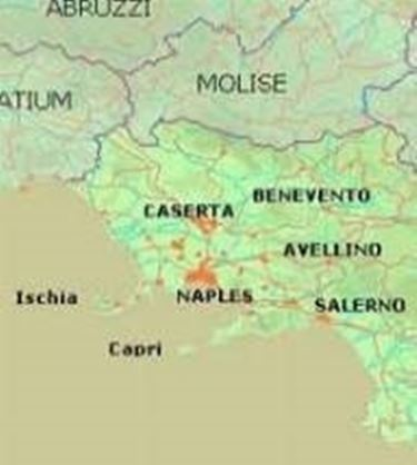 La Campania vinicola