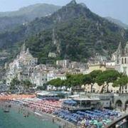 La splendida Amalfi