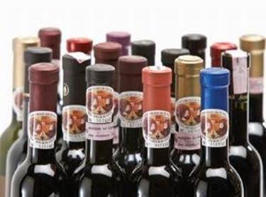 colli di bottiglie