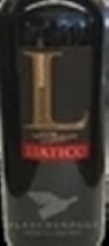 Una bottiglia di Aleatico