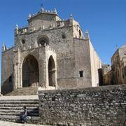 La splendida Chiesa Madre di Erice