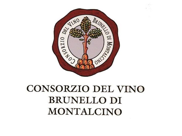 Il marchio del consorzio del brunello di Montalcino